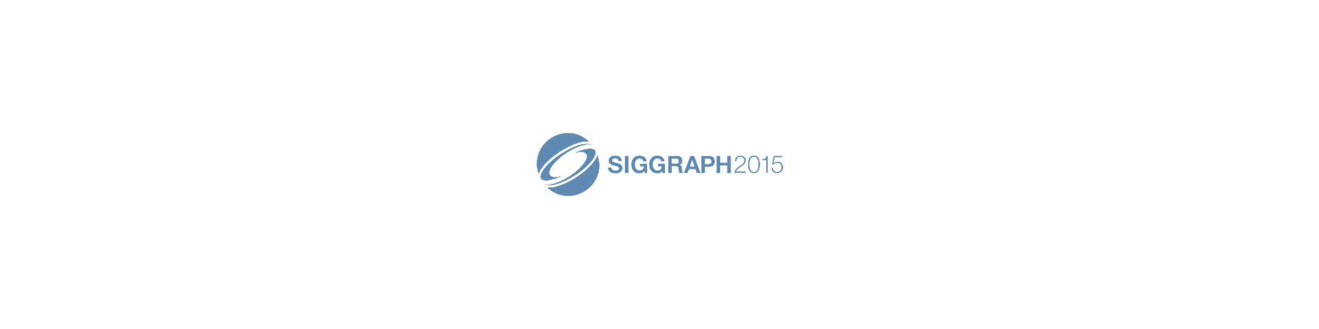 SIGGRAPH 2015 Logo