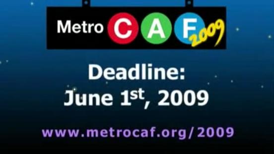 MetroCaf 2009