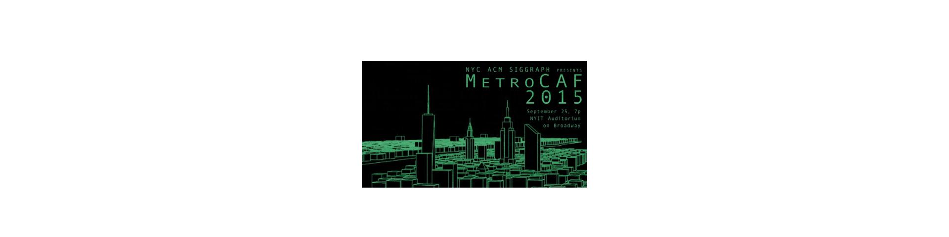 MetroCAF 2015