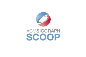 ACM SIGGRAPH Scoop Logo