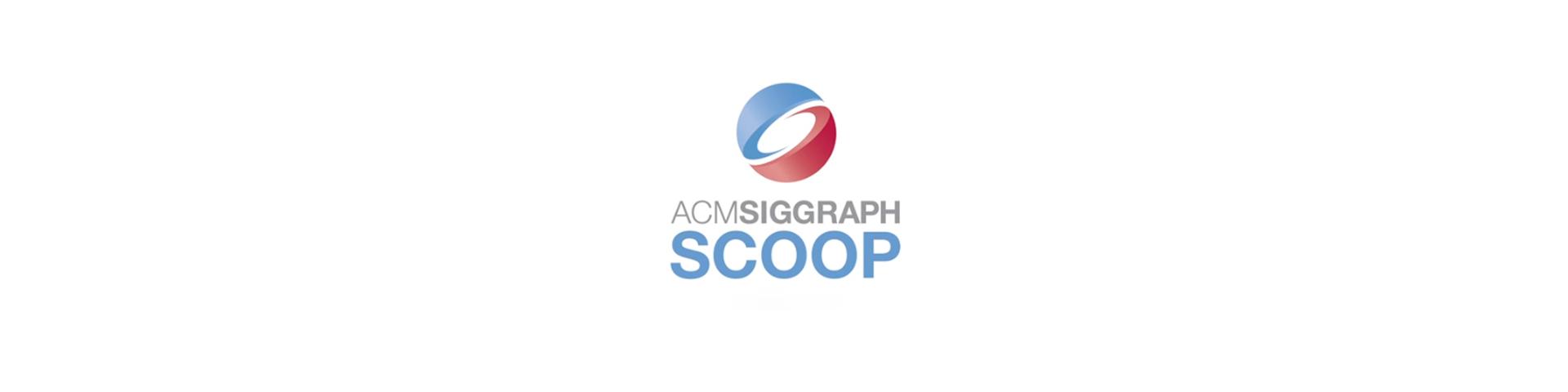 ACM SIGGRAPH Scoop Logo
