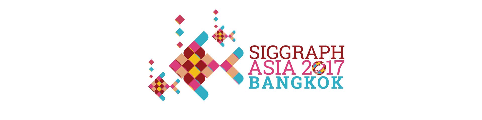 SIGGRAPH Asia 2017 Logo