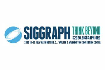 SIGGRAPH 2020 Logo